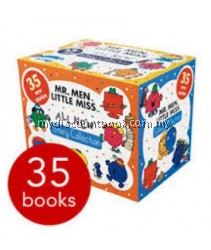 Mr. Men & Little Miss All New Story Collection - 35 Books