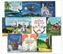 Julia Donaldson 10 Picture Books Collection