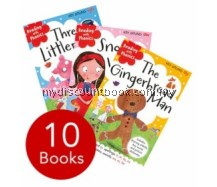 Phonics Readers Collection - 10 Books