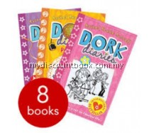 Dork Diaries Collection - 8 books