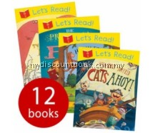 Let's Read Collection - 12 Books