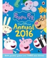Peppa Pig Official Annual 2016 Hardcover