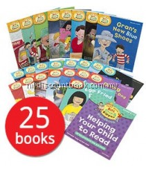 Biff, Chip and Kipper Levels 4-6 - 25 Books