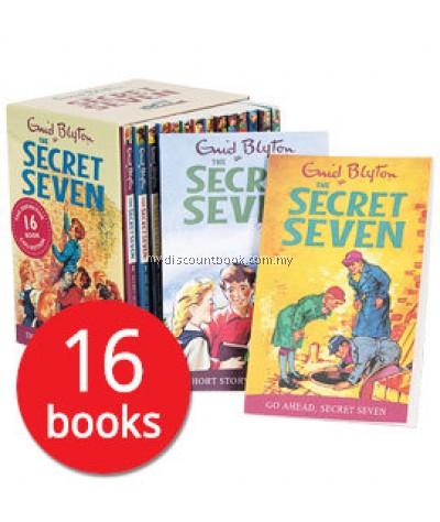 Enid Blyton - The Secret Seven Collection - 16 Books (Collection)