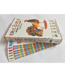 Eric Carle READY-TO-READ Collection - 6 books
